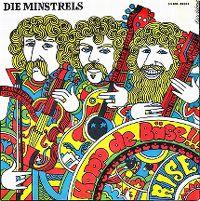 Cover Die Minstrels - Hopp de Bäse!
