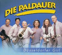 Cover Die Paldauer - Düsseldorfer Girl
