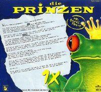 Cover Die Prinzen - 1x