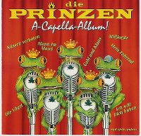 Cover Die Prinzen - A-Capella-Album!