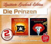 Cover Die Prinzen - Alles nur geklaut / Alles mit'm Mund
