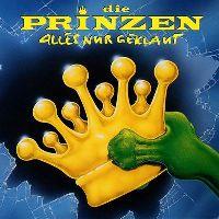 Cover Die Prinzen - Alles nur geklaut