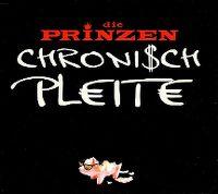Cover Die Prinzen - Chronisch pleite