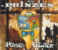 Cover Die Prinzen - Hose runter