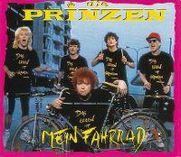 Cover Die Prinzen - Mein Fahrrad