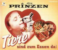 Cover Die Prinzen - Tiere sind zum Essen da!