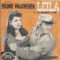 Cover Die Regento Stars mit Bruno Majcherek - Leila
