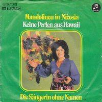 Cover Die Sängerin Ohne Namen - Mandolinen in Nicosia