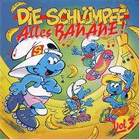 Cover Die Schlümpfe - Alles Banane! - Vol. 3
