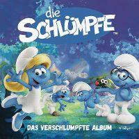 Cover Die Schlümpfe - Das verschlumpfte Album
