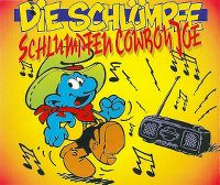 Cover Die Schlümpfe - Schlumpfen Cowboy Joe