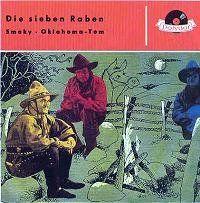 Cover Die Sieben Raben - Smoky