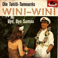 Cover Die Tahiti-Tamourés - Wini-Wini