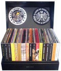 Cover Die Toten Hosen - 25 Jahre Die Toten Hosen - Limitierte Editionsbox