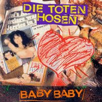 Cover Die Toten Hosen - Baby Baby