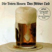 Cover Die Toten Hosen - Das Altbier Lied