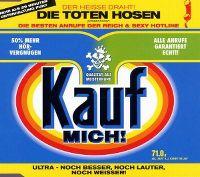 Cover Die Toten Hosen - Kauf mich!