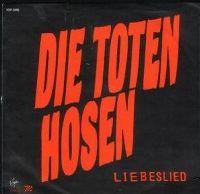 Cover Die Toten Hosen - Liebeslied (Live)