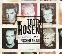 Cover Die Toten Hosen - Pushed Again