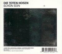 Cover Die Toten Hosen - Schön sein