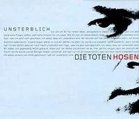 Cover Die Toten Hosen - Unsterblich