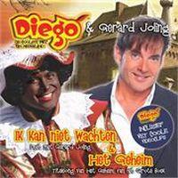 Cover Diego & Gerard Joling - Ik kan niet wachten