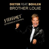 Cover Dieter Bohlen - Brother Louie