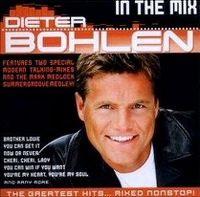 Cover Dieter Bohlen - In The Mix
