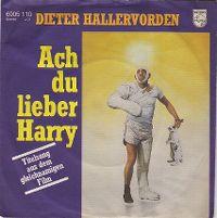 Cover Dieter Hallervorden - Ach du lieber Harry