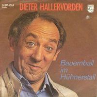 Cover Dieter Hallervorden - Bauernball im Hühnerstall