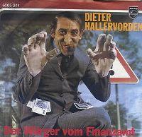 Cover Dieter Hallervorden - Der Würger vom Finanzamt