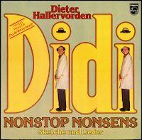 Cover Dieter Hallervorden - Didi - Nonstop Nonsens - Sketche und Lieder
