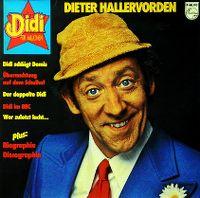 Cover Dieter Hallervorden - Didi für Millionen