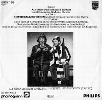 Cover Dieter Hallervorden - Fußball