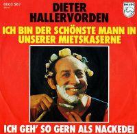 Cover Dieter Hallervorden - Ich bin der schönste Mann in unserer Mietskaserne