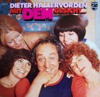Cover Dieter Hallervorden - Mit dem Gesicht...