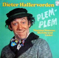 Cover Dieter Hallervorden - Plem-Plem
