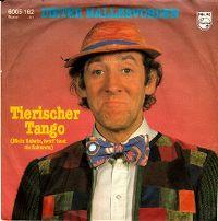Cover Dieter Hallervorden - Tierischer Tango (Mein Schatz, heut' hast du Schwein)