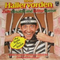 Cover Dieter Hallervorden - Zelleriesalat und Gitterspeise