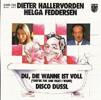 Cover Dieter Hallervorden / Helga Feddersen - Du, die Wanne ist voll
