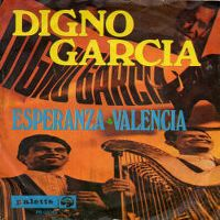 Cover Digno Garcia - Esperanza