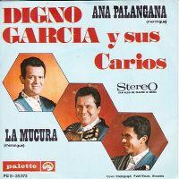Cover Digno Garcia Y Sus Carios - Ana Palangana