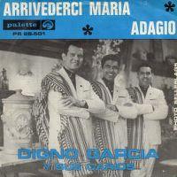 Cover Digno Garcia Y Sus Carios - Arrivederci Maria