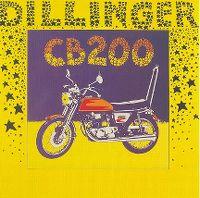 Cover Dillinger - Dillinger CB 200