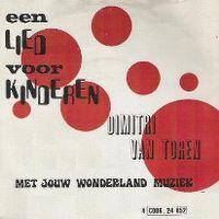 Cover Dimitri van Toren - Een lied voor kinderen