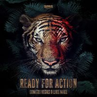 Cover Dimitri Vegas & Like Mike - Ready For Action