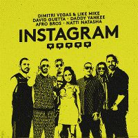 Cover Dimitri Vegas & Like Mike / David Guetta / Daddy Yankee / Afro Bros / Natti Natasha - Instagram