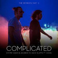 Cover Dimitri Vegas & Like Mike vs. David Guetta feat. Kiiara - Complicated