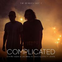 Cover Dimitri Vegas & Like Mike vs. David Guetta feat. Kiiara - Complicated