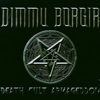 Cover Dimmu Borgir - Death Cult Armageddon